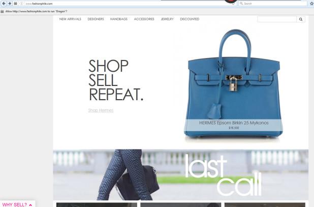 Fashionphile $18,000 handbag
