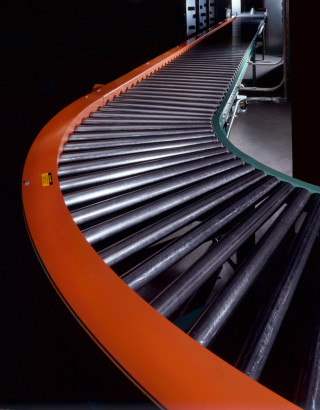 Roche Conveyor Systems Per Eddie Crane marketing director; this image increased our gross sales $300 million.